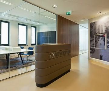 Six Advocaten / Amsterdam, The Netherlands