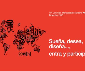 15º CONCURSO INTERNACIONAL DE DISEÑO ANDREU WORLD 2015