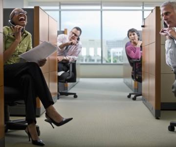 Soluciones Acústicas para la Oficina.