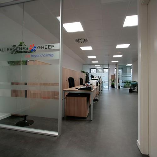 distrito 22@, oficinas, JG Group, mesa Adapta Plus, Forma5, silla Plural, silla sentis, mobiliario para oficinas, armarios para oficinas, bucs con ruedas