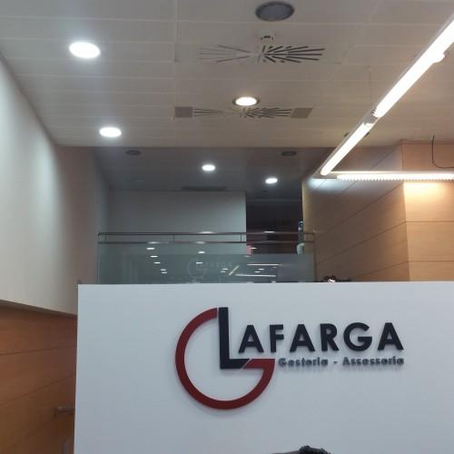 Proyecto de Oficinas para LAFARGA Gestoria - Assessoria