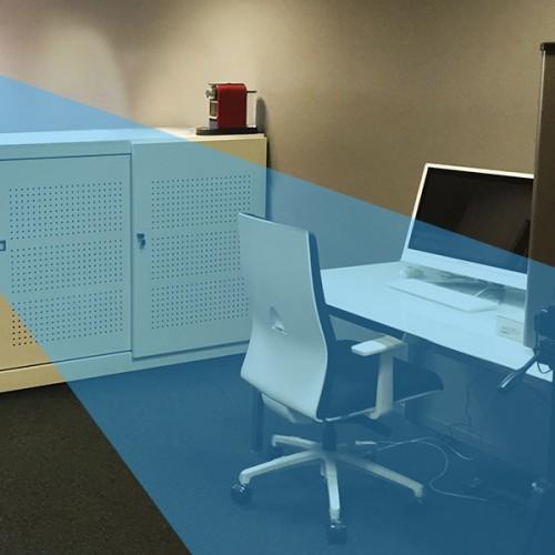 Proyecto de Adecuación de  Oficinas para Construnext - ELMQ