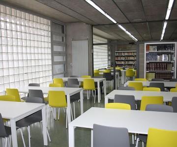 Proyecto de adecuación de Bibliotecas: Can Peixauet.