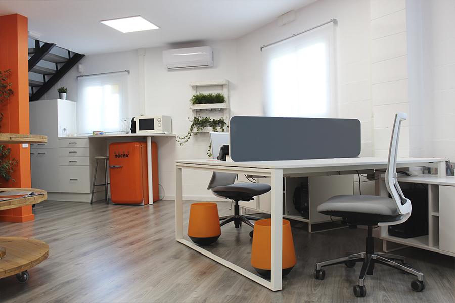 wholecontract mobiliario para espacios de trabajo