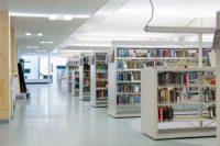 Mobiliario para bibliotecas
