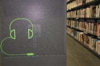 mobiliario para bibliotecas material audiovisual