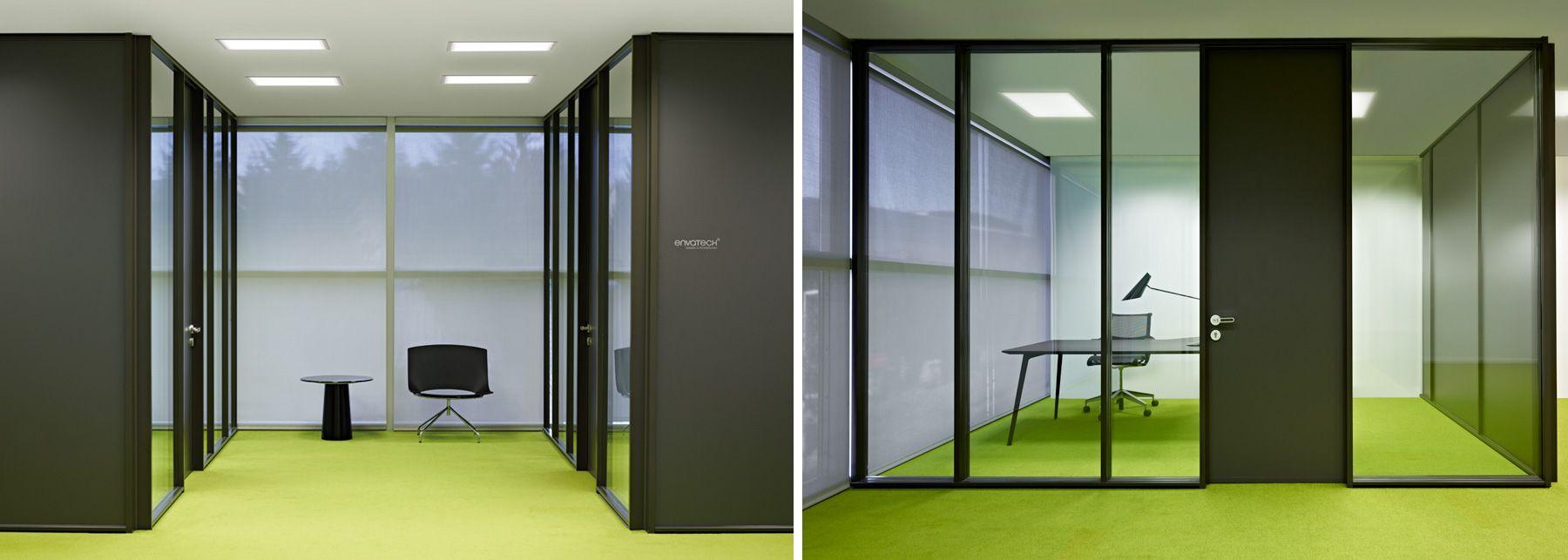 Mobiliario oficina igualada for Mamparas de oficina precios