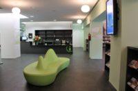 mostradores bibliotecas