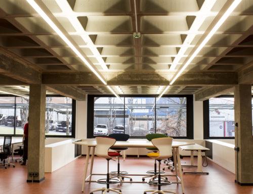 PROYECTO: Oficinas para EPI Industries