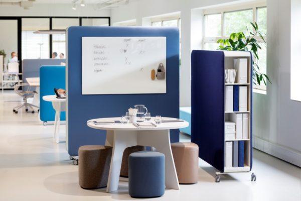 Espacios de comunicación en la oficina