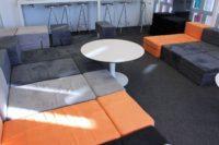 muebles de relajacion en bibliotecas