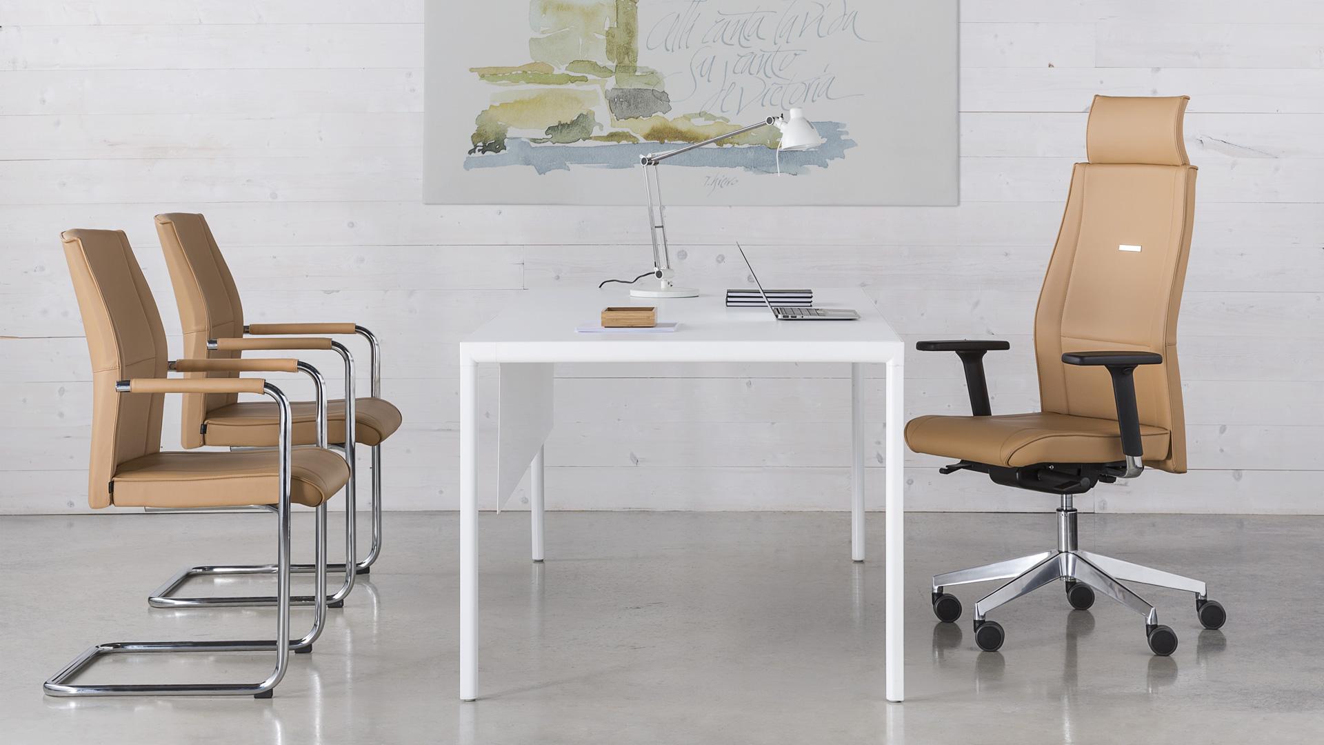 Mobiliario para despachos equipamiento direcci n for Mobiliario para despachos