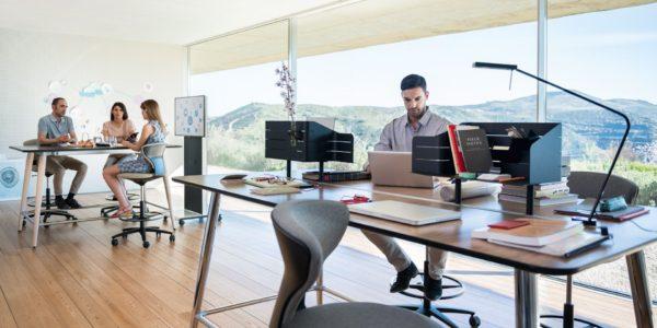 Diseño de oficinas coworking