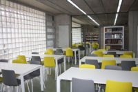 WHOLECONTRACT_CANPEIXAUET_BIBLIOTECA_INSTITUTO_MOBILIARIO_SILLAS_MESAS_TABLES_CHAIRS_FURNITURE