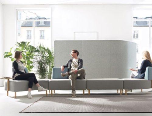 Los espacios de trabajo, se organizan con NÚCLEO.