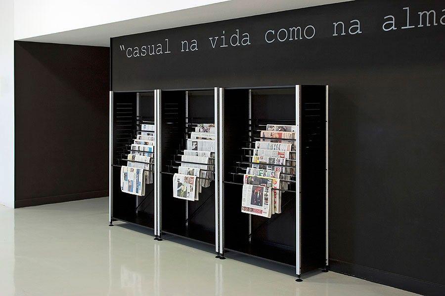 estanterías para bibliotecas
