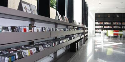 Mobiliario para audiovisuales