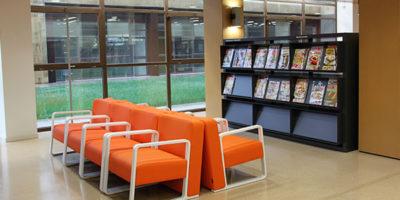 Mobiliario bibliotecas públicas