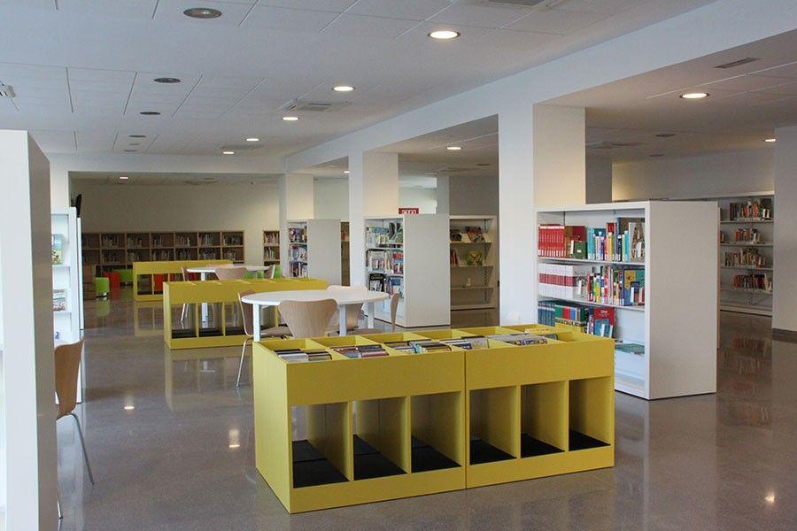 muebles para bibliotecas