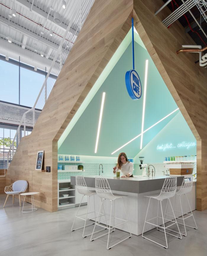 Mobiliario para el office