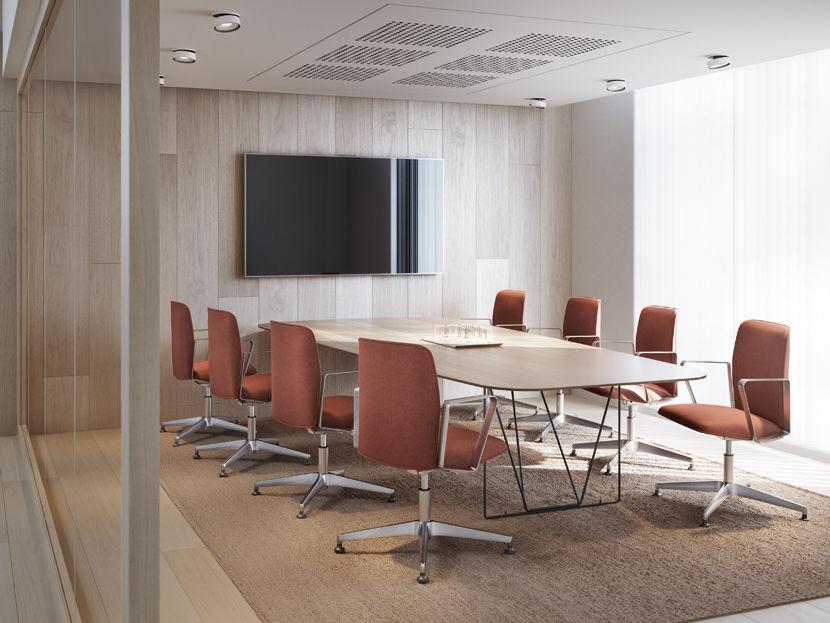 Espacios de reunión