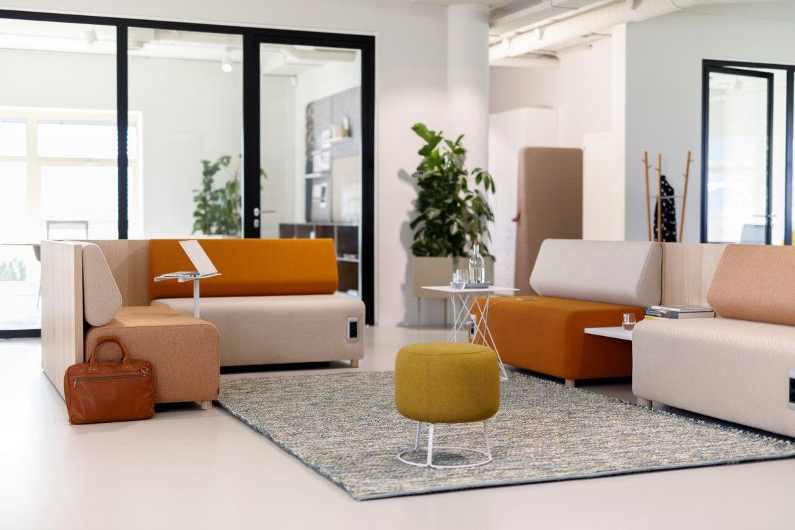 Espacios de reunión informal