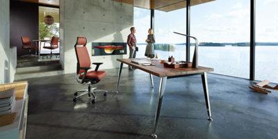 Mobiliario para despachos