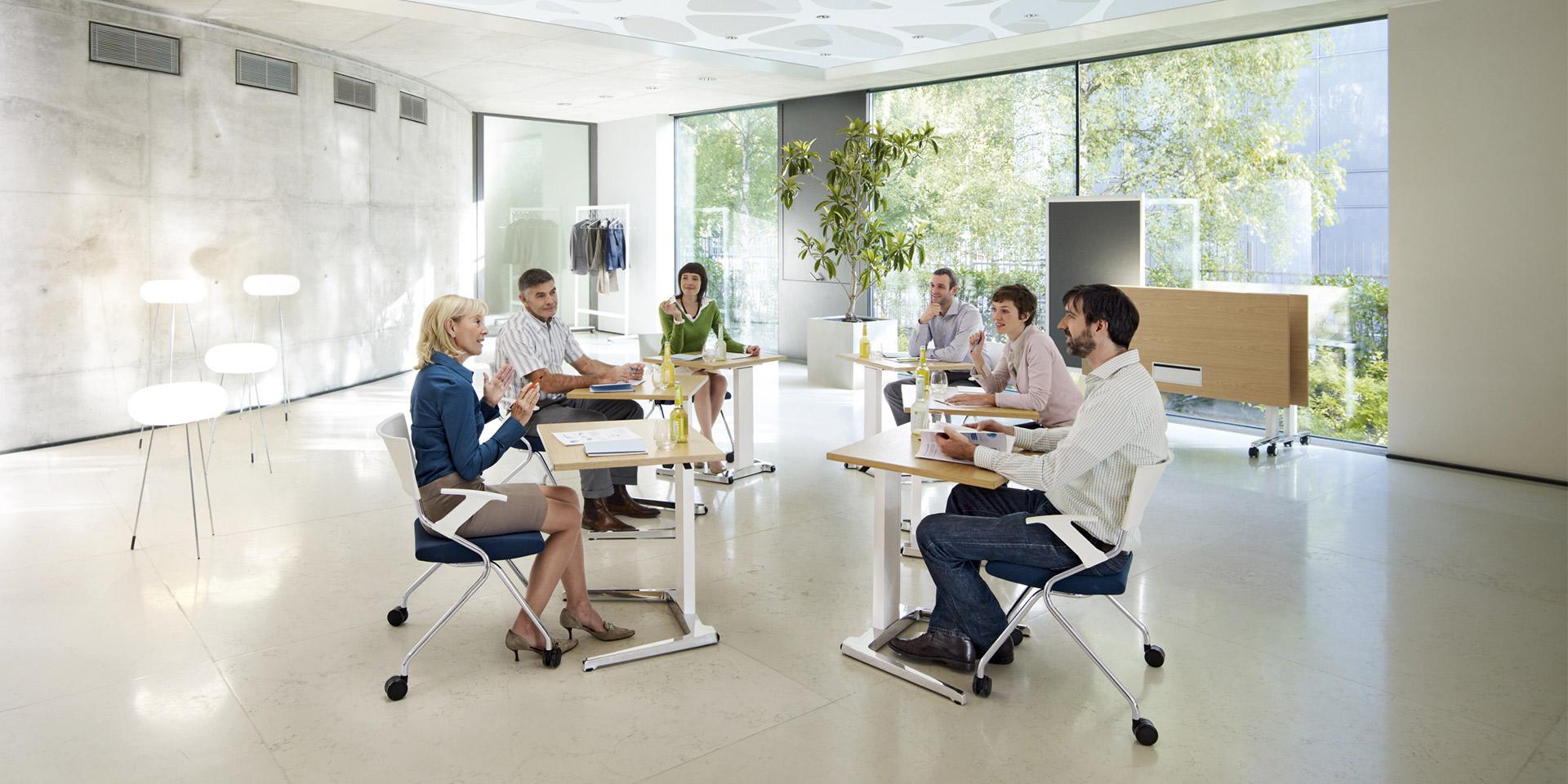 Muebles oficina Barcelona y proyectos de reforma