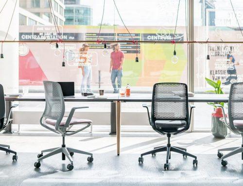 Se:motion la silla perfecta para espacios coworking