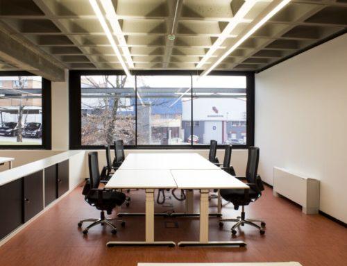 Proyecto de diseño oficinas Lliçà de Vall