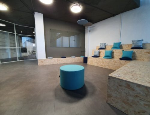 Oficinas Fundación Grupo Hada