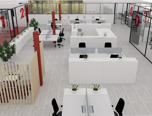 Diseño de oficinas en Terrassa