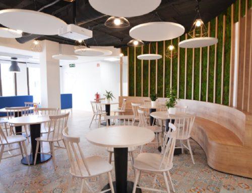 Proyecto de mobiliario para oficinas en Paseo de Gracia