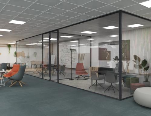 Oficinas a medida: espacios creativos, flexibles y colaborativos