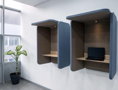 Proyecto de oficinas para Monolitic