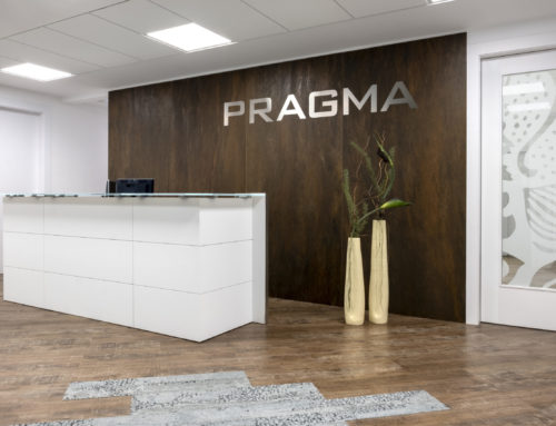 Proyecto de oficinas para Pragma